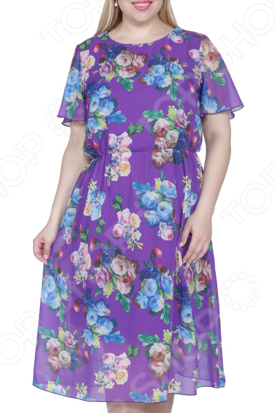 Платье Лауме-Лайн «Цветочный календарь»