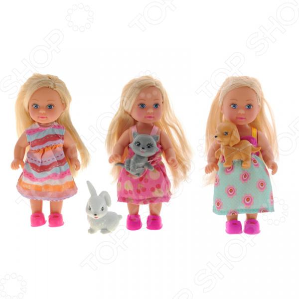 Кукла с аксессуарами Simba «Еви со зверюшками»