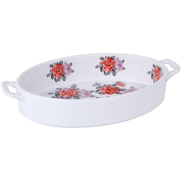 фото Форма для выпечки керамическая овальная Pomi d'Oro