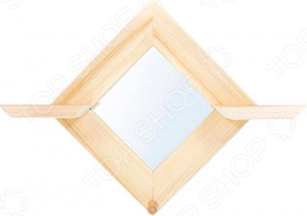 Зеркало настенное Банные штучки 32520 вешалка банные штучки с 5 крючками 32311