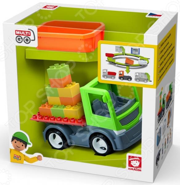 Машинка игровая EFKO «Грузовик со съемным кузовом»
