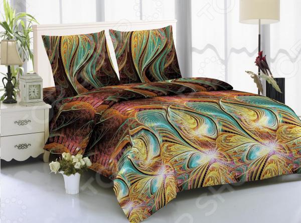 Комплект постельного белья Amore Mio Osaka. 1,5-спальный