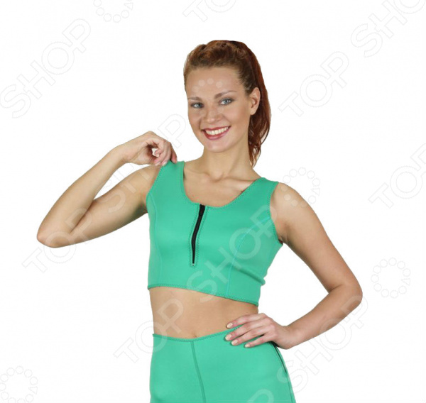 Топ для похудения Artemis Slimming Vest Топ для похудения Artemis 00901044 /Зеленый