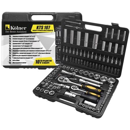 Купить Набор инструментов Kolner KTS 107