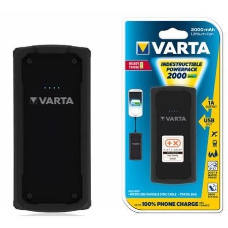 Купить Аккумулятор внешний VARTA Ind.Powerpack 2000 мАч