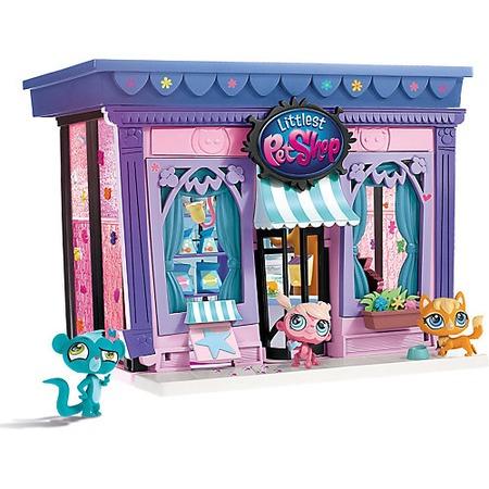 Купить Набор игровой Hasbro «Стильный зоомагазин»
