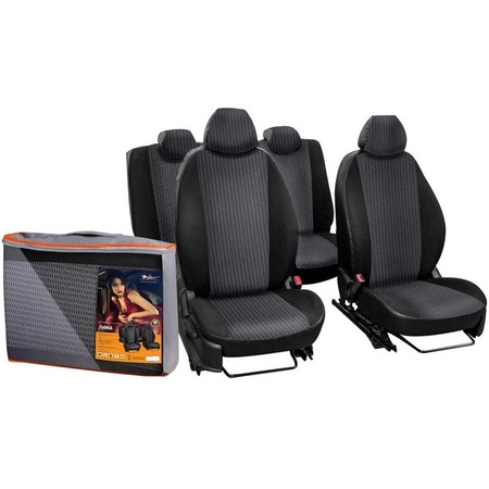 Купить Набор чехлов для сидений Airline Ford Focus III, 2011, «Лима» ACCS-L-24