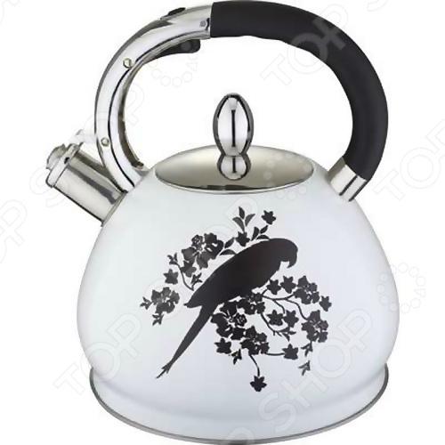 Чайник со свистком Bekker Premium BK-S593 bekker premium bk 1577