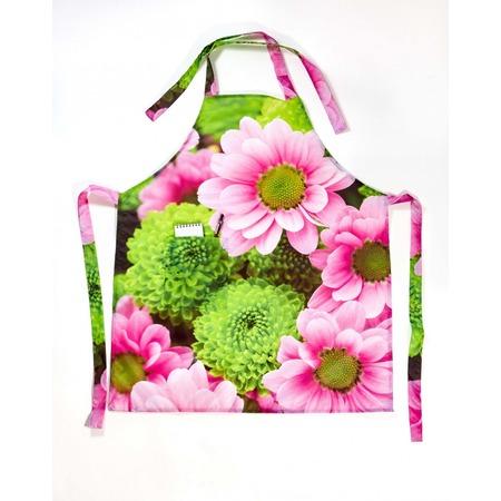 Купить Фартук Сирень «Летние цветы»