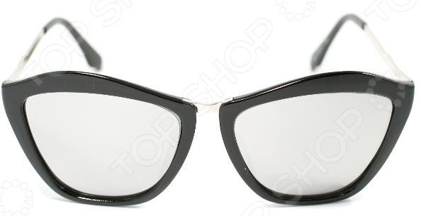 Очки солнцезащитные Mitya Veselkov комбинированные