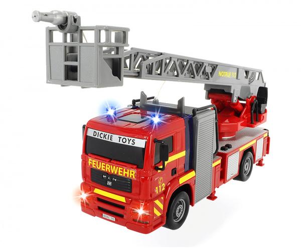 Машинка игрушечная Dickie «Пожарная» viking toys пожарная машина джамбо 28 см