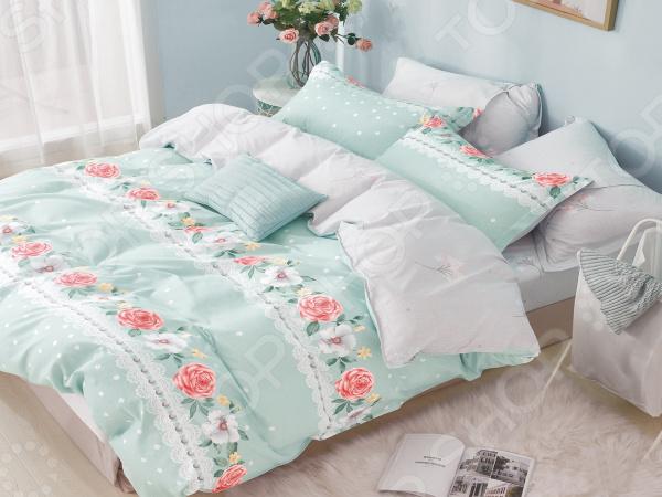 Комплект постельного белья Cleo 432-SK комплект постельного белья двуспальный cleo sk 2 441