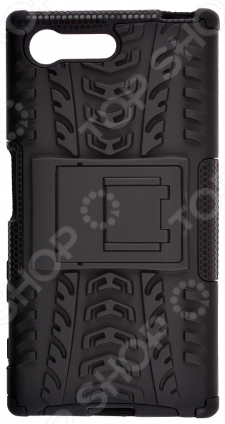 Чехол защитный skinBOX Sony Xperia X Compact смартфон sony xperia xa1 ultra dual