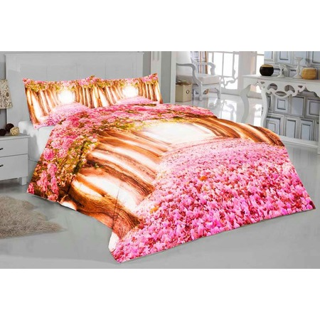 Купить Комплект постельного белья ТамиТекс «Аллея»