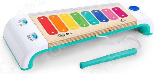 Игрушка музыкальная Hape «Волшебный ксилофон»