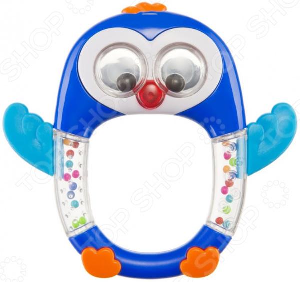 Игрушка-погремушка Happy Baby Penguin LO-LO