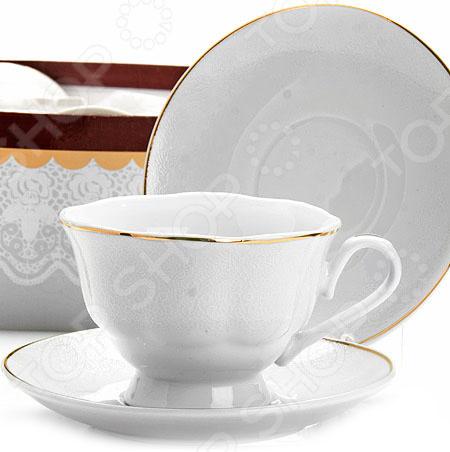Чайный набор Loraine LR-26418 стеллар детская посуда чайный набор