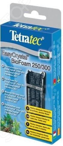 Губка для внутреннего аквариумного фильтра Tetra FB 250/300 запчасть tetra крепление для внутреннего фильтра easycrystal 250
