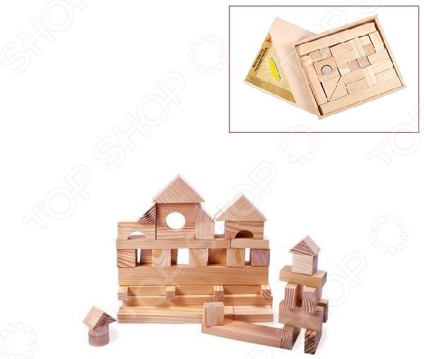 Конструктор деревянный PAREMO «Домик» в деревянном ящике Конструктор деревянный PAREMO «Домик» в деревянном ящике /