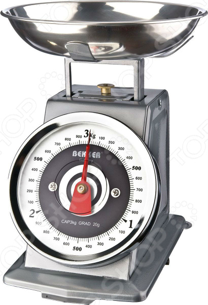Весы кухонные Bekker BK-9104