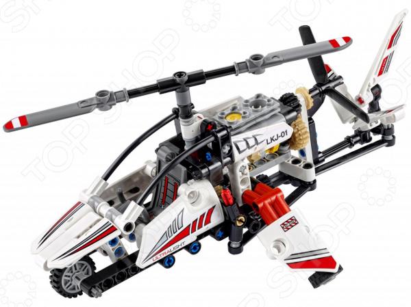 Конструктор игрушечный LEGO «Сверхлегкий вертолет»