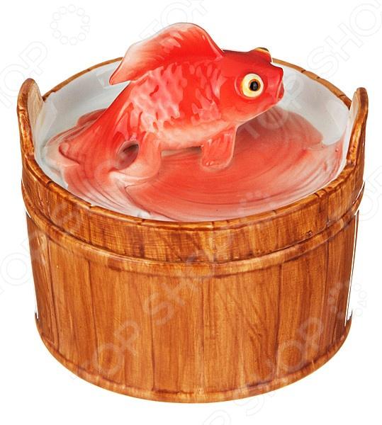 Банка для хранения Lefard «Золотая рыба» олег ольхов рыба морепродукты на вашем столе