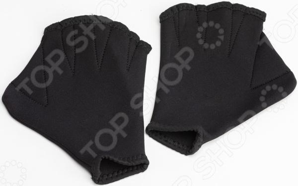 Перчатки для плавания с перепонками Bradex