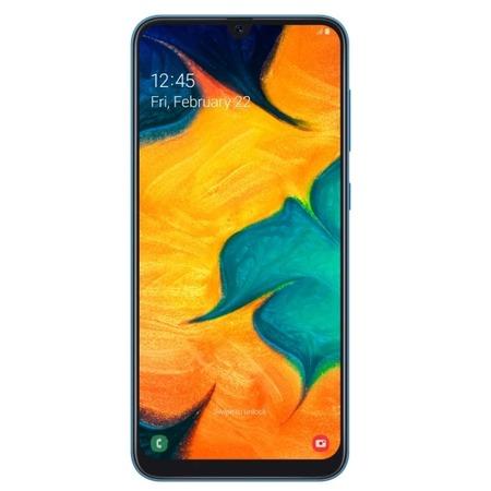Купить Смартфон Samsung Galaxy A30 32GB