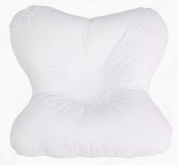 Подушка детская Био-Текстиль «Малютка» подушка ортопедическая для шеи био текстиль подкова