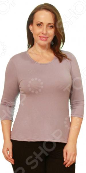Блуза Матекс «Милка»: 2 шт. Цвет: серый, белый