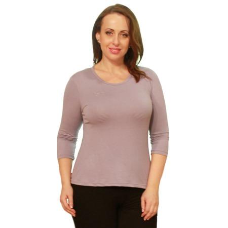 Купить Блуза Матекс «Милка»: 2 шт. Цвет: серый, белый