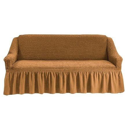 Купить Натяжной чехол на трехместный диван Karbeltex