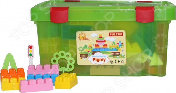 Конструктор игровой POLESIE «Малютка» в контейнере Конструктор игровой POLESIE «Малютка» /182