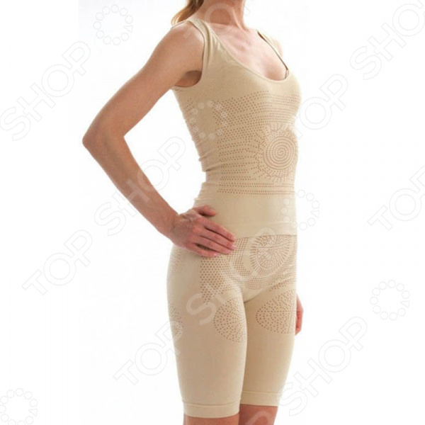 Корректирующий комплект: майка и шорты Bradex KZ с турмалином цены онлайн