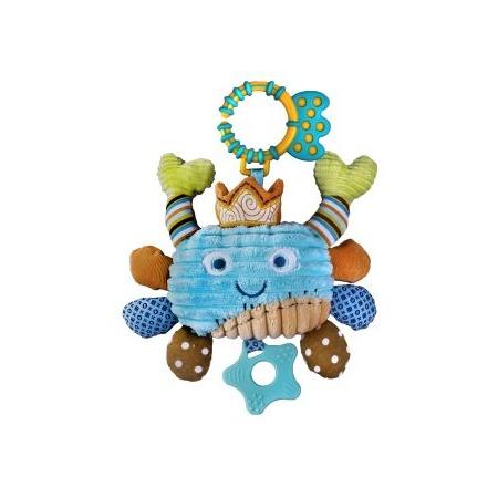 Купить Игрушка подвесная музыкальная Жирафики «Крабик»