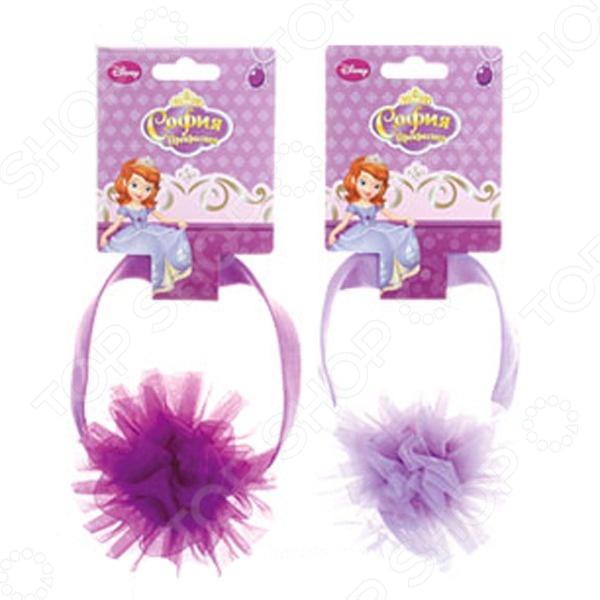 Резинка-ободок для волос DAISY DESIGN «Хризантема Софии» резинки daisy design резинка милый друг