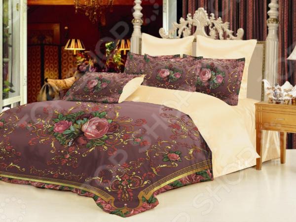 Комплект постельного белья «Винтаж». Евро