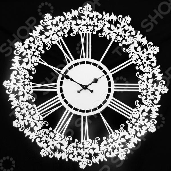 Часы настенные MEVOCLOCK «Весна» П013