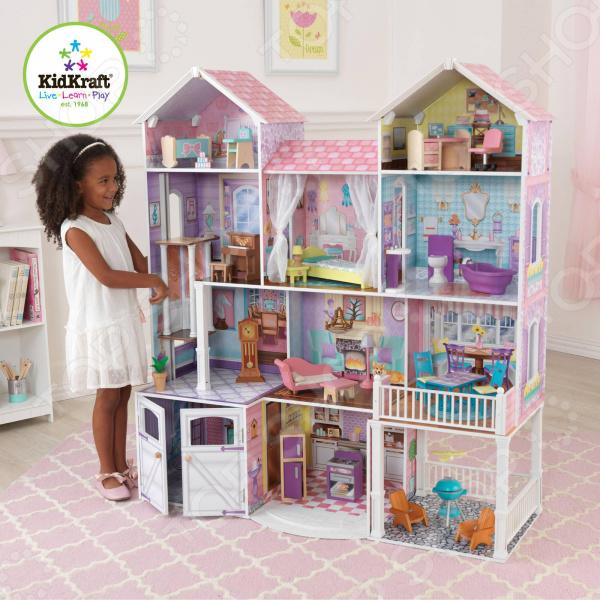 Кукольный дом с аксессуарами KidKraft «Загородная усадьба» 1
