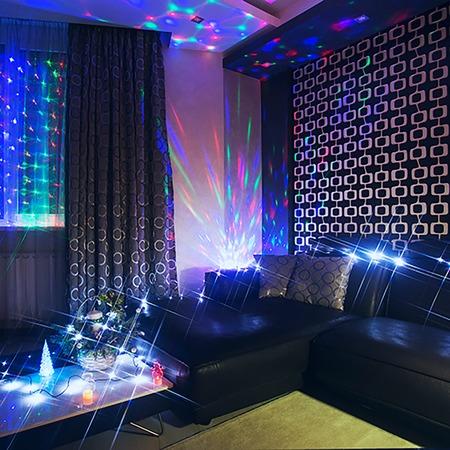 Купить Комплект новогодних украшений Neon-Night «Гостиная»