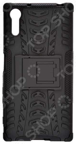 Чехол защитный skinBOX Sony Xperia XZ/Xperia XZ Dual смартфон sony xperia xz