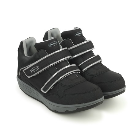 Купить Кроссовки адаптивные женские Walkmaxx Wedge. Цвет: черный