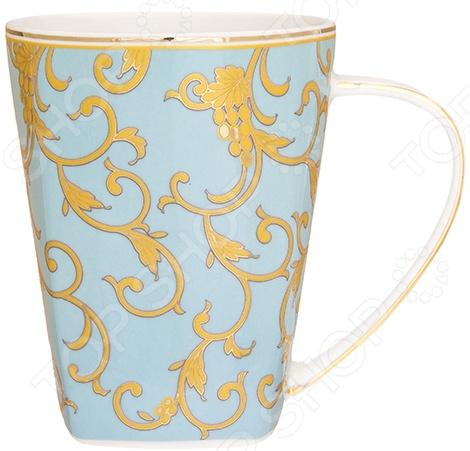Кружка Elan Gallery «Королевский узор» кружки elan gallery кружка королевский узор на голубом