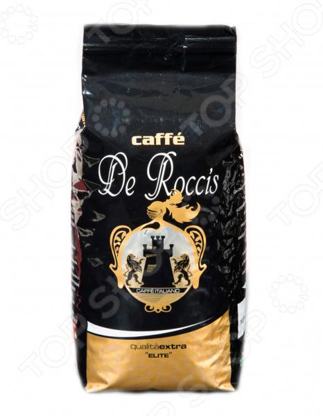 Кофе в зернах De Roccis Extra для приготовления традиционного напитка. Смесь из дорогих сортов Арабики с мягким сладким ароматом и деликатным бархатным вкусом. В умеренных дозах положительно влияет на состояния сосудов в человеческом теле. Чашка настоящего кофе прекрасное наслаждение в любое время.