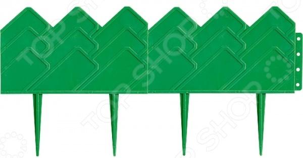 Бордюр садовый «Готика» купить в саратове формы для изготовления бордюра для грядок
