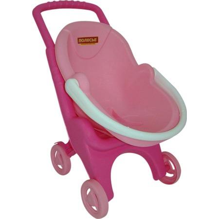 Купить Коляска для куклы POLESIE Pink Line