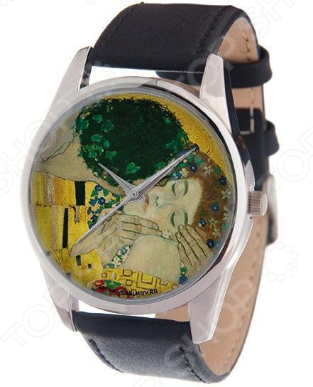 Часы наручные Mitya Veselkov «Поцелуй климта» часы поцелуй климта mitya veselkov часы поцелуй климта
