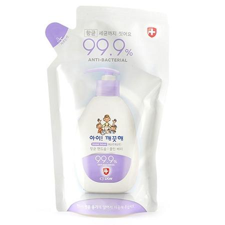 Купить Запасной блок с жидким антибактериальным мылом для рук Lion Ai-Kekute «Сочная ягода»