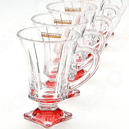 Набор стаканов Loraine LR-20220