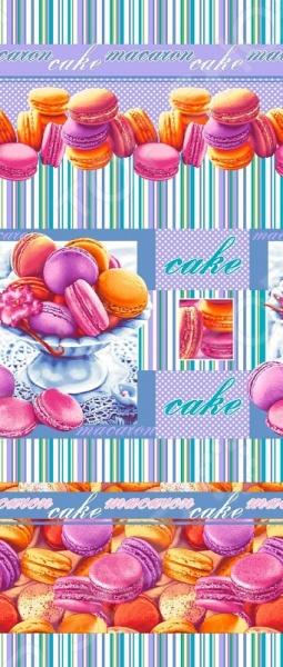 Полотенце банное вафельное ТексДизайн «Сладкая жизнь» вафельное полотенце яркий вкус банное размер 100х150 см